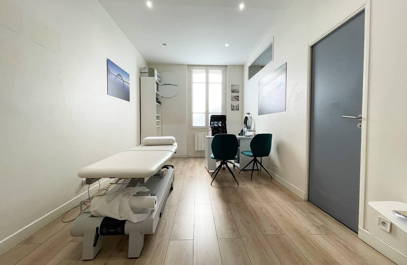 L'institut de kinésithérapie, spécialisé en kinésithérapie   Paris 16 - Vineuse